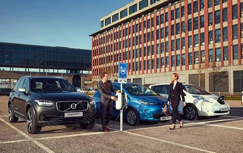 NewMotion is Europa's grootste aanbieder van (laad)oplossingen voor elektrisch rijden