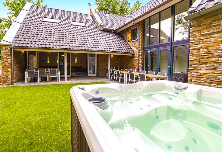 Resort Maastricht, luxe vakantiewoningen